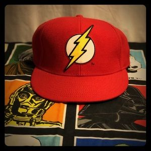 Other - Red Flash Lightning Hat